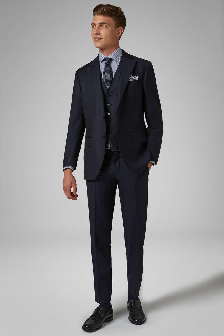 BERLIN - SUIT SEPARATE - NAVY BLUE, , hi-res