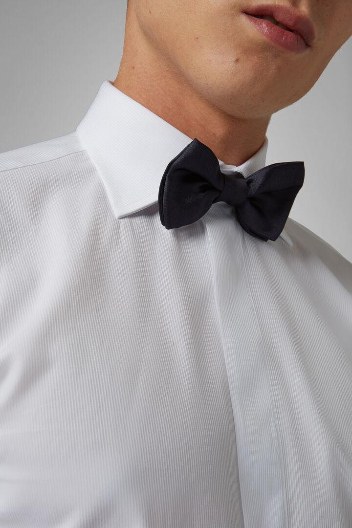 Pre-Tied Bow Tie, Blue, hi-res