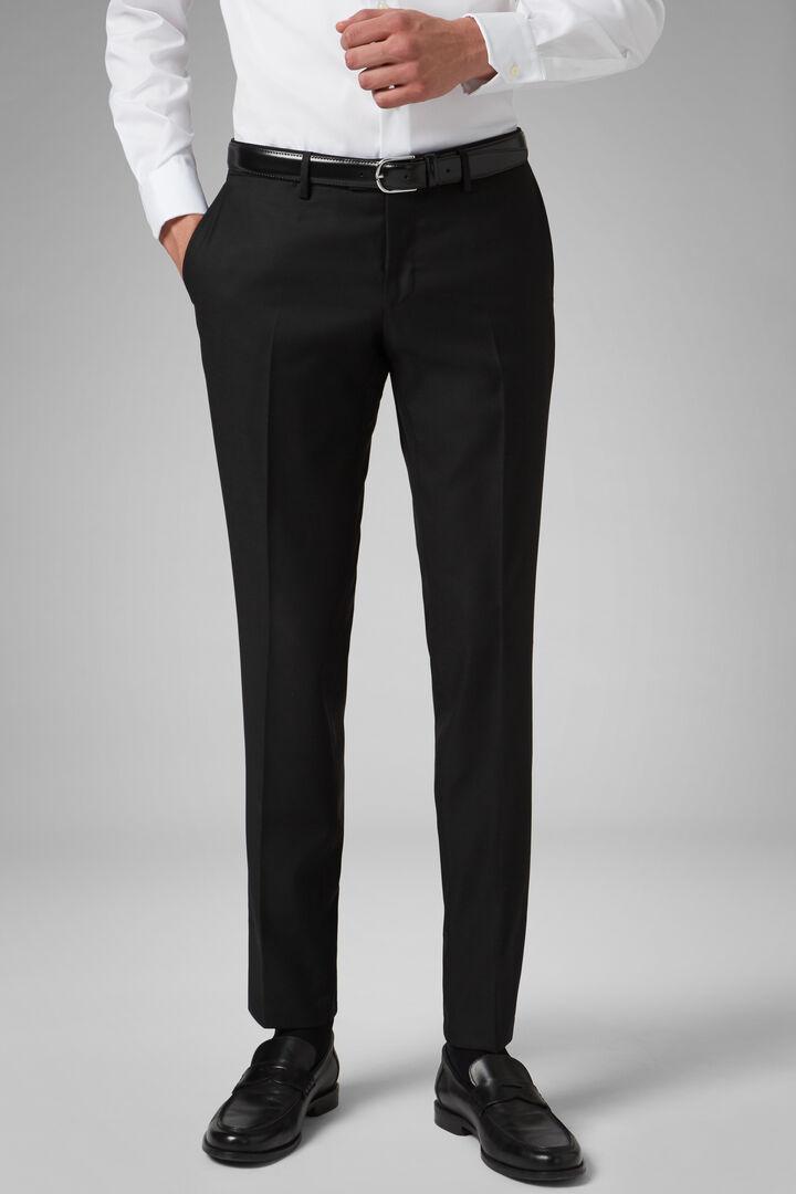 Stretch Wool Nizza Suit Trousers, , hi-res