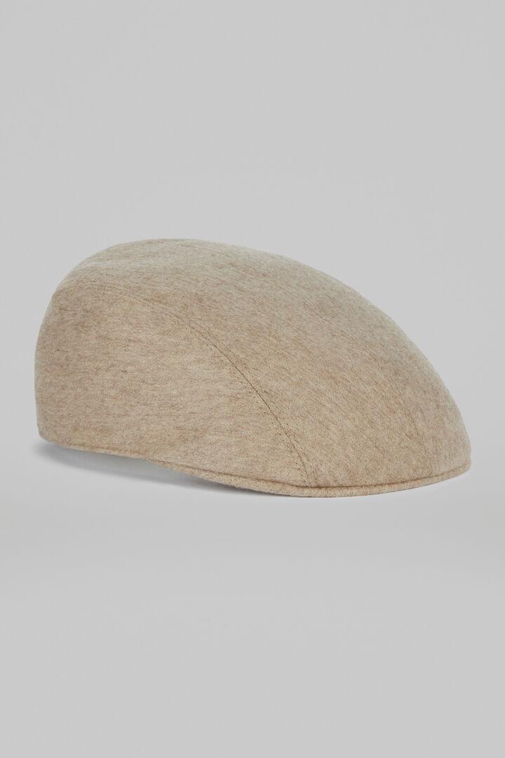 Mütze Aus Kaschmir, Natürlich, hi-res