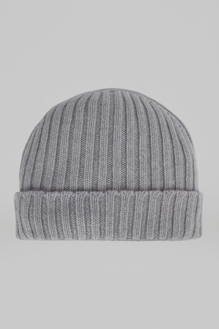 Ribbed Pure Cashmere Hat, , hi-res