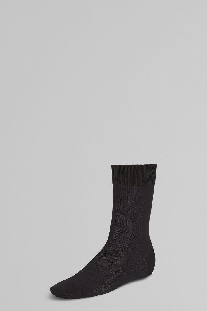 Short Socks, Charcoal, hi-res