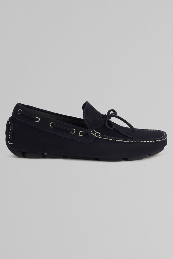 SUEDE LOAFERS, , hi-res