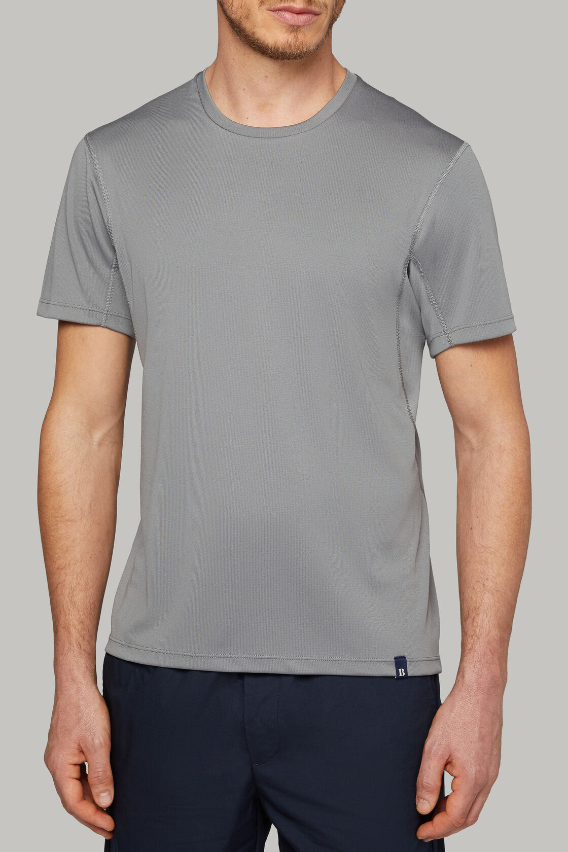 T-shirt in jersey tecnico performante, , hi-res