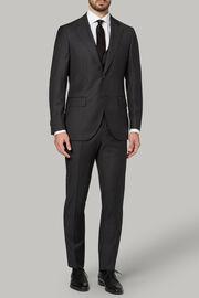 Anthrazitfarbiger Anzug aus Super 130 Wolle, , hi-res