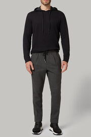 Pantaloni in lana washable regular fit, , hi-res