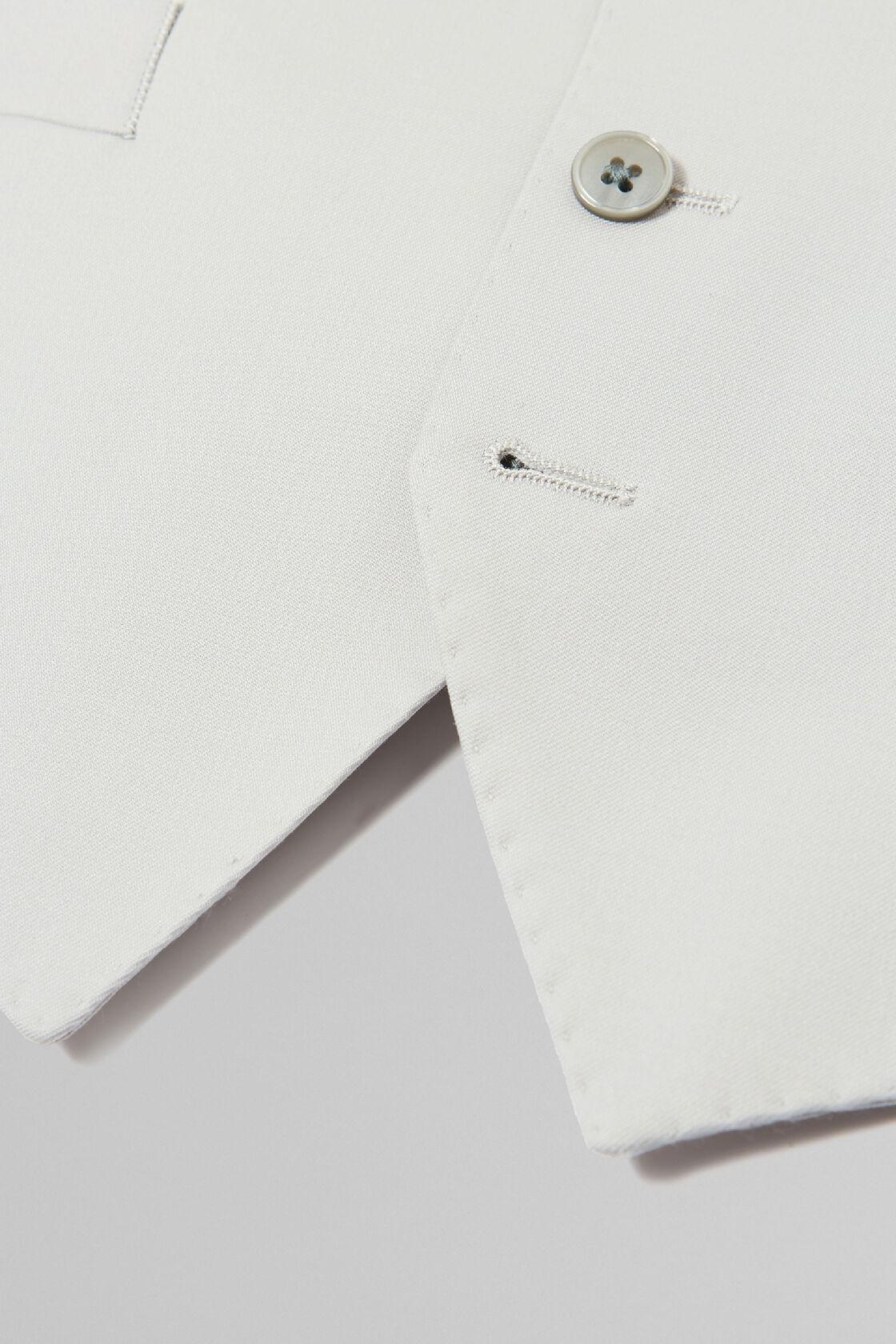 Gilet grigio perla in lana, Grigio perla, hi-res