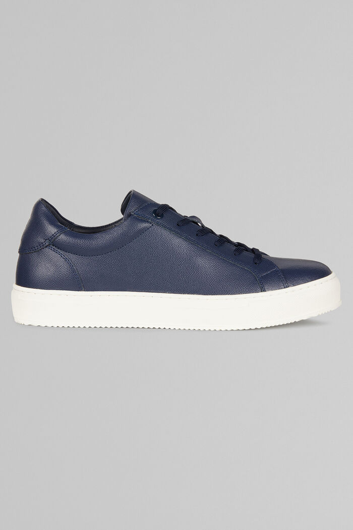 SNEAKERS IN PELLE CAVIAR, , hi-res