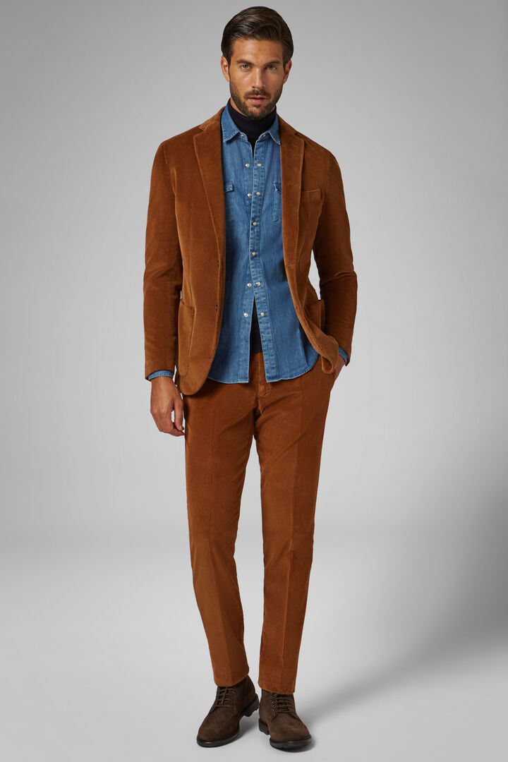SUITS SEPARATES - BLAZERS - OCHRE, , hi-res