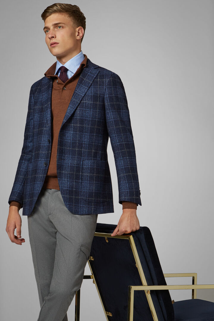 PREPPY SMART - BLAZERS - BLUE, , hi-res