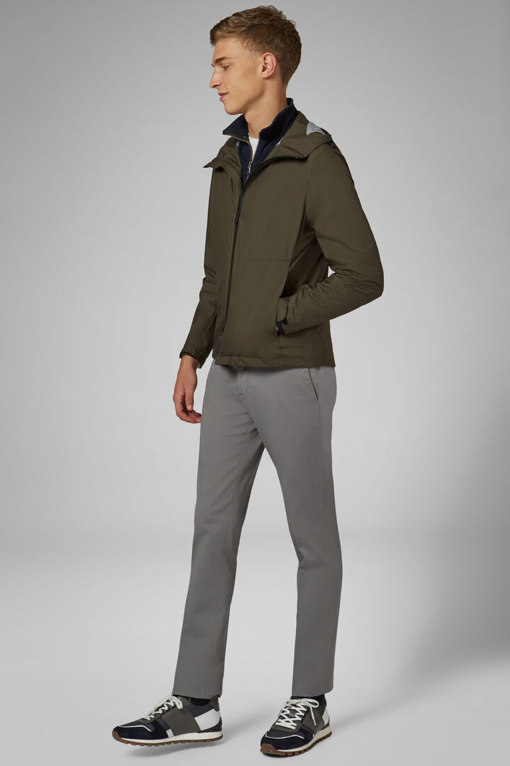 LAYERING COMBO - OUTERWEAR - MILITARY GREEN, , hi-res