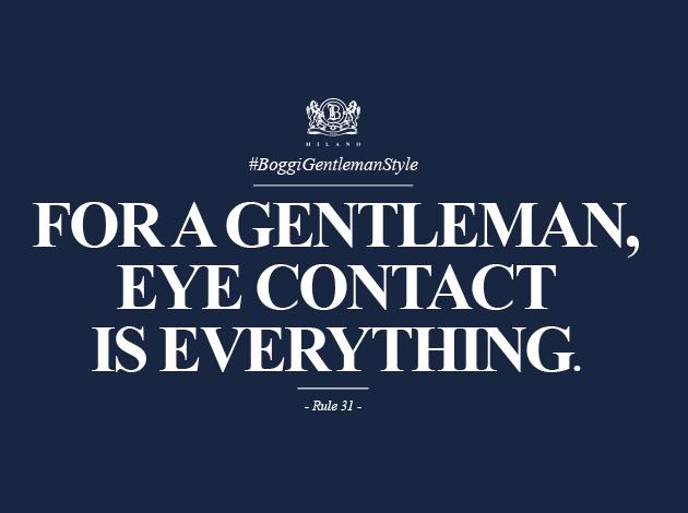the gentleman s rules