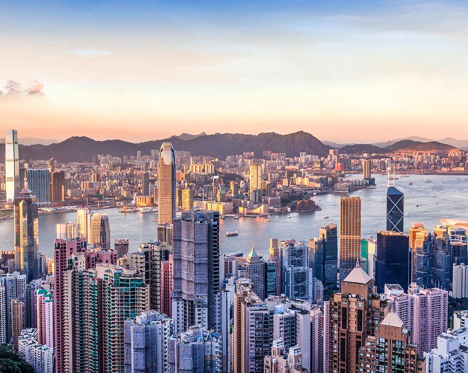 NEW OPENING HONG KONG
