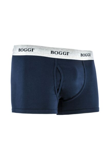 BOXES ALGODÓN STRETCH, Navy, medium