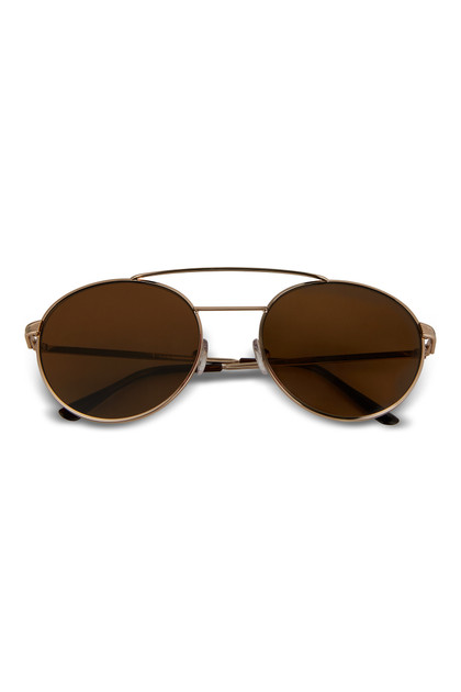 SAN BABILA SONNENBRILLE, Gold, medium