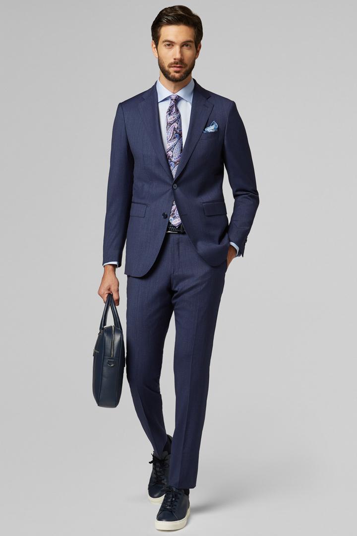 Vestito Matrimonio Uomo Blu : Abiti da uomo online completi eleganti e da cerimonia boggi milano