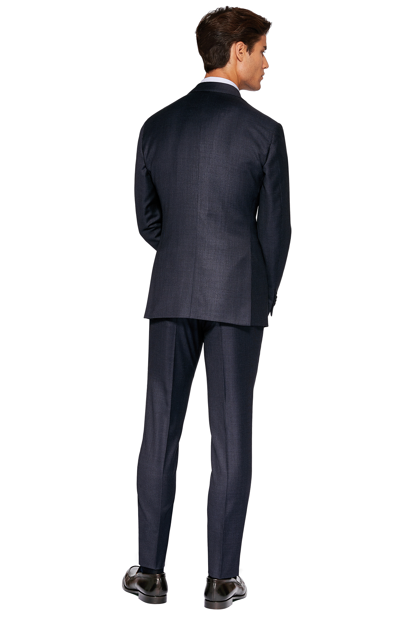 3aa52ba534 ... HOUNDSTOOTH SUIT - SUPER 130 WOOL - MADE IN ITALY