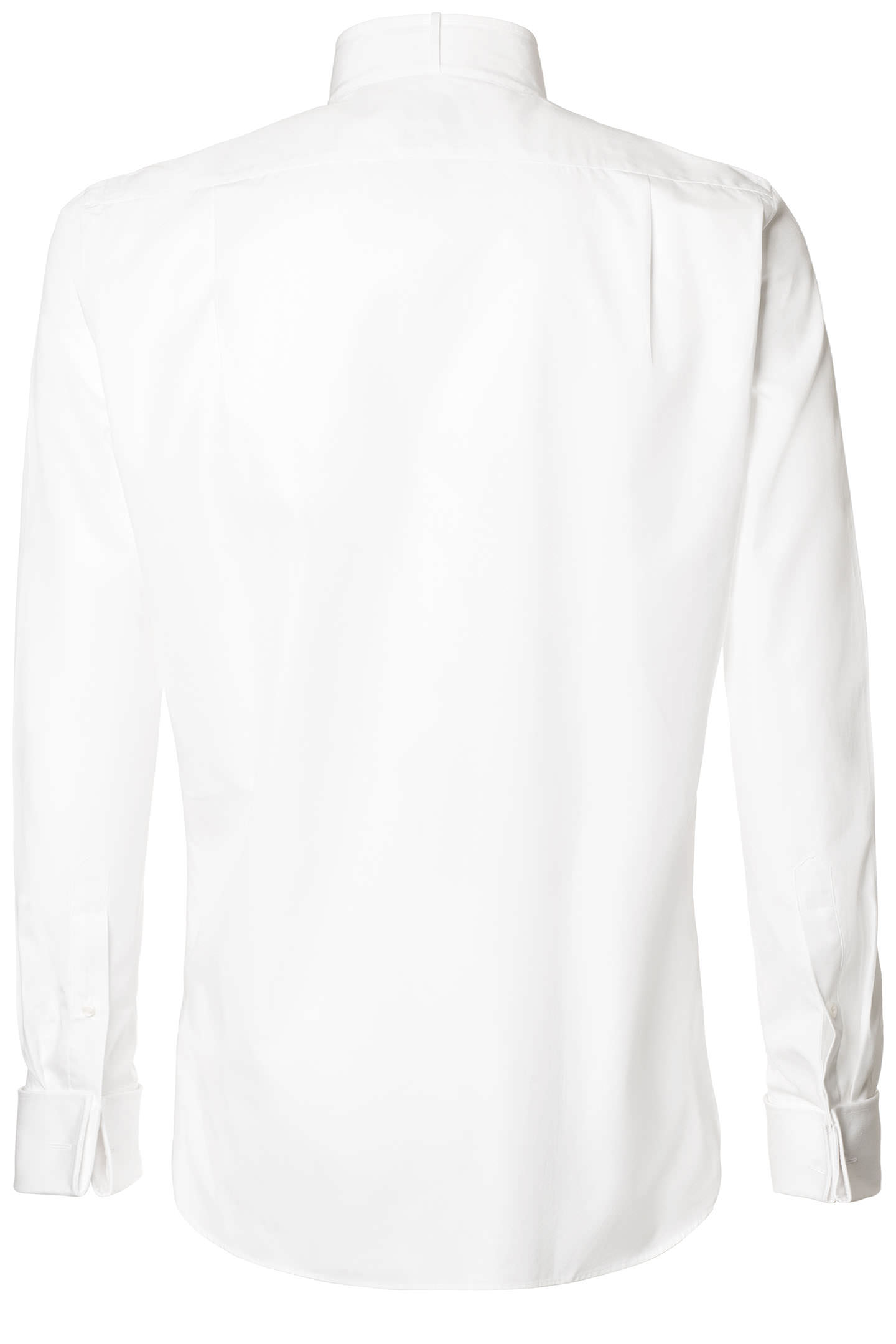 Tuxedo plisse shirt two ply popeline cotton boggi for 2 ply cotton shirts