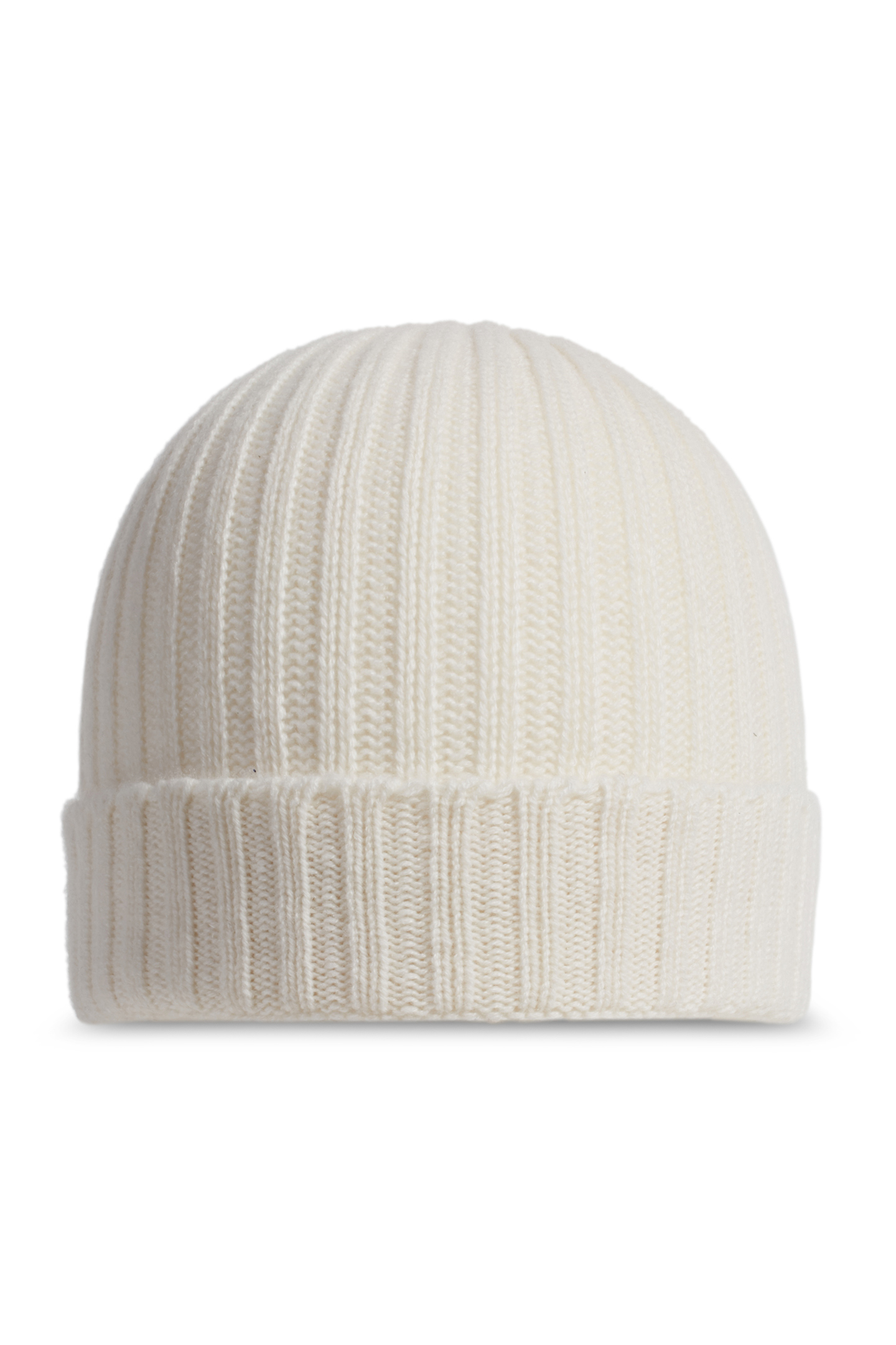 RIBBED PURE CASHMERE HAT  879df36b0ef