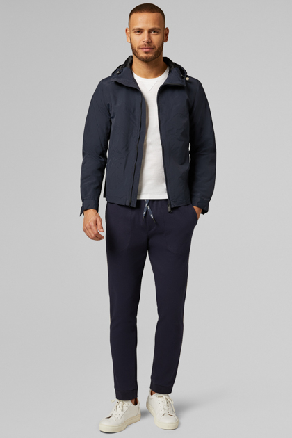 GIACCA ANTIVENTO BREZZA, NAVY, medium