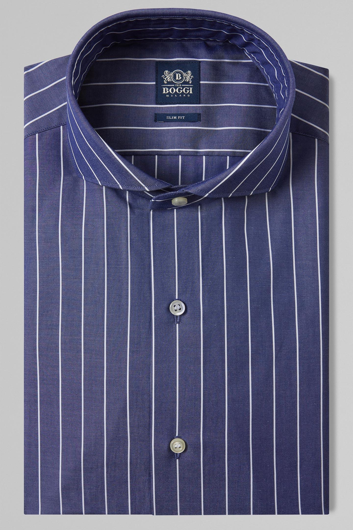 48301ddd1275 Camicie da Uomo online eleganti e casual | Boggi Milano