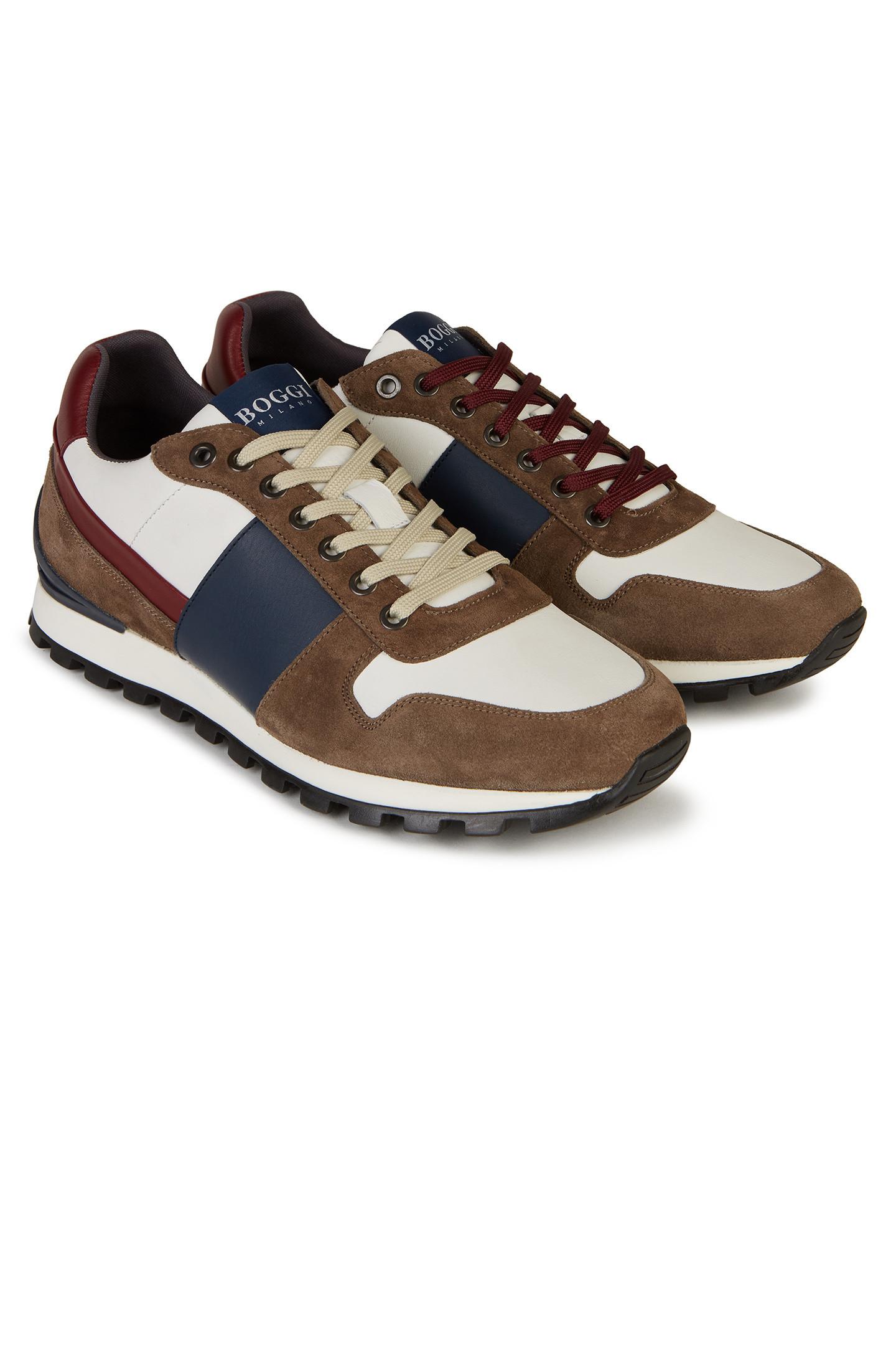 Sneaker Materiale Boggi E Colore Bi Running rq1war