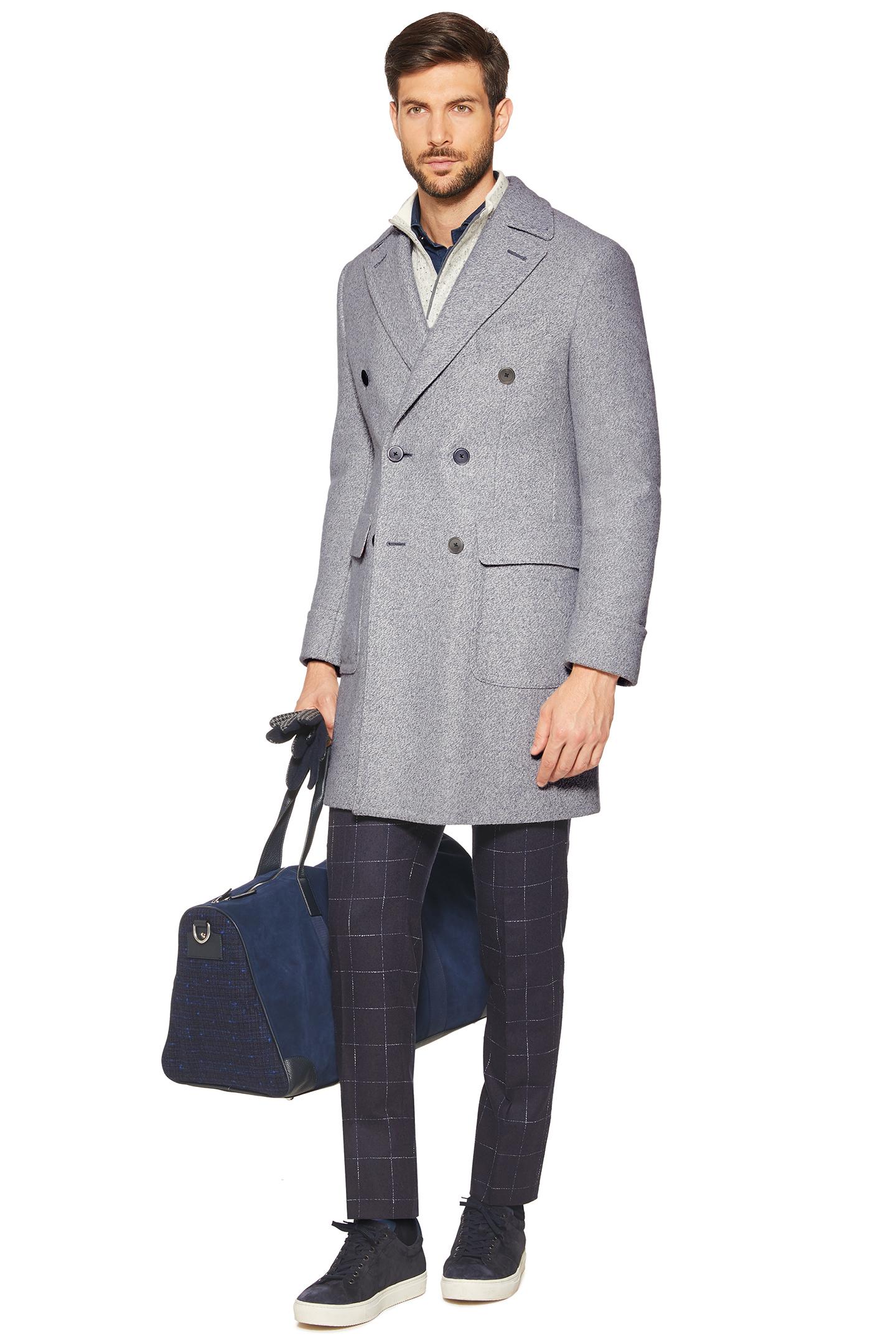 cappotto boggi uomo chiaro