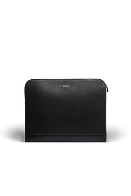 A4 DOCUMENT HOLDER, Black, medium