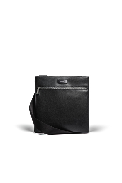 SMALL ENVELOPE BAG, Black, medium