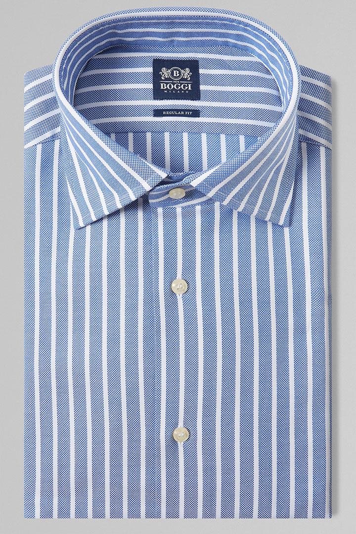 new product bfe63 a1a26 Camicie da Uomo online eleganti e casual | Boggi Milano