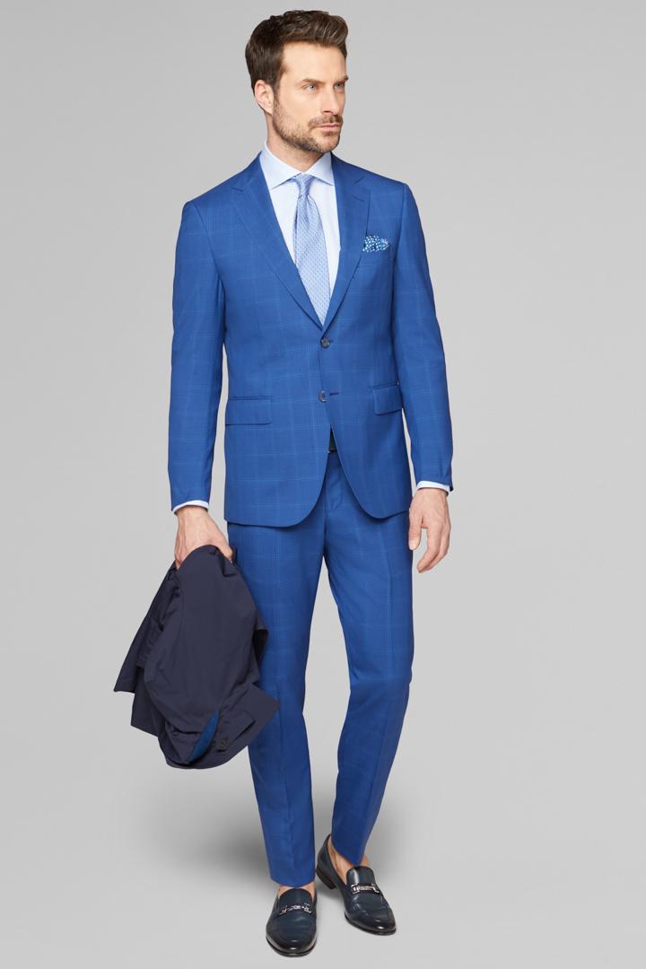 Vestito Matrimonio Uomo Azzurro : Abiti da uomo online completi eleganti e da cerimonia boggi milano