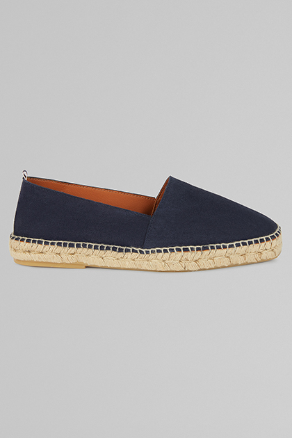 ESPADRILLAS IN PELLE SCAMOSCIATA, , medium